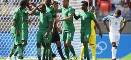 Nigeria wins first Olympic medal since 2008