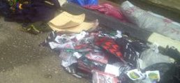 Illegal Factory that Produces Police Uniform  Discovered In their College (photo)
