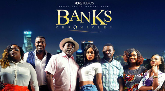 COMPLETE: Banks Chronicles Season 2 Episode 1-10 – Nollywood Tv-Series