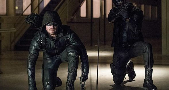 Arrow Season 5 Episode 9 – What We Leave Behind [S05E09]