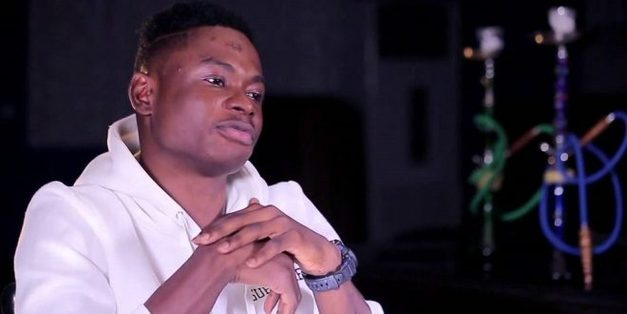 Lil Kesh Calls Osagie, Pulse Editor-in-chief A 'Dumbass' To Defend His Album