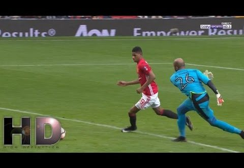 FA CUP VIDEO: Manchester United vs Reading 4-0 2016 All Goals & Highlights