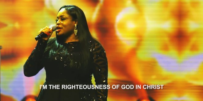 VIDEO: Sinach – For Me